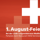 1. August-Feier 2019 in Wetzikon