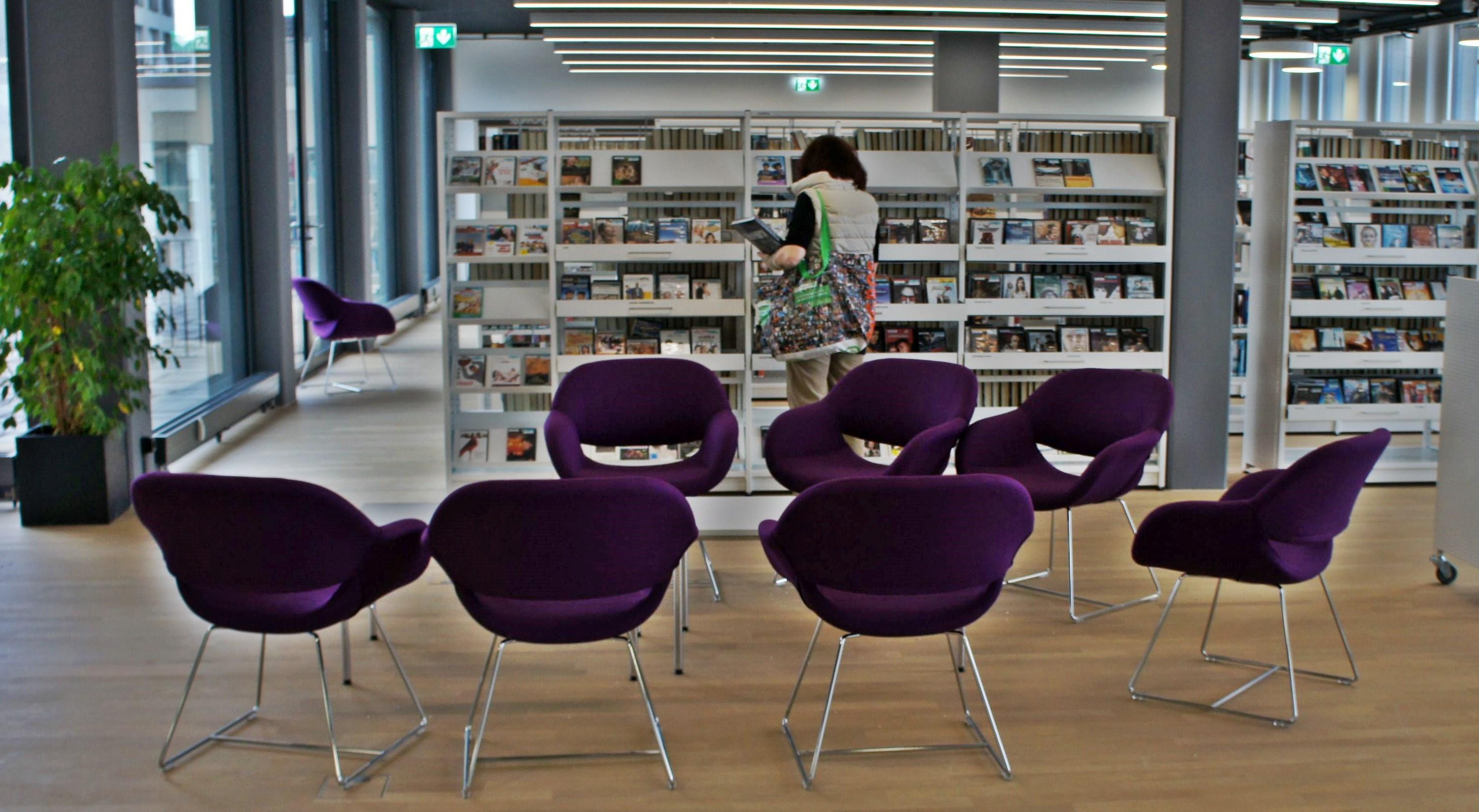 Bild Bibliothek