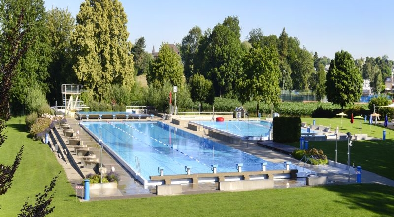 Bild Schwimmbad Meierwiesen