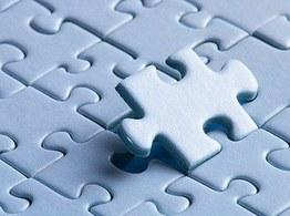 Symbolbild Puzzleteil